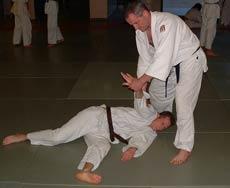combat Ju-Jitsu